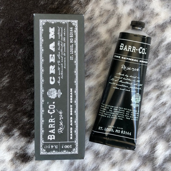 barr co Other - Barr Co Reserve Hand + Body Cream